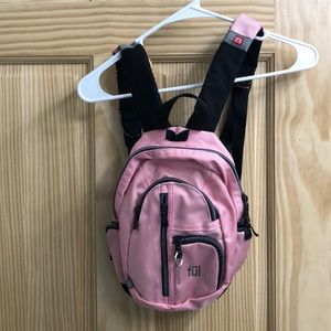 EUC Mini Ful Backpack Purse